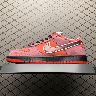 """2021.5 Authentic Nike SB Dunk Low """"Red Lobster"""" Men  And Women Shoes -JB(79)"""