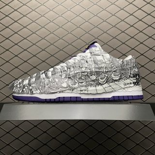 """2021.6 Authentic Nike SB Dunk Low """"Flip The Old  School """"Men And Women Shoes -JB760yuanyan (90)"""